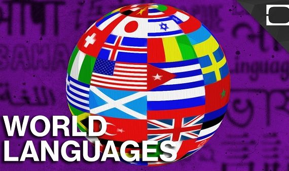 How English Has Become The World Language on Earth