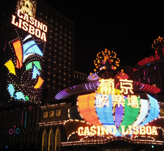 Surprising Facts About Macau:Monte Carlo of the Orient