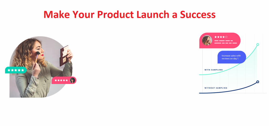 Product Launch a Success