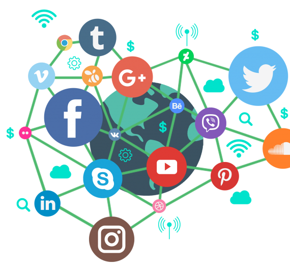 How put Your Company Into the Social Crowd