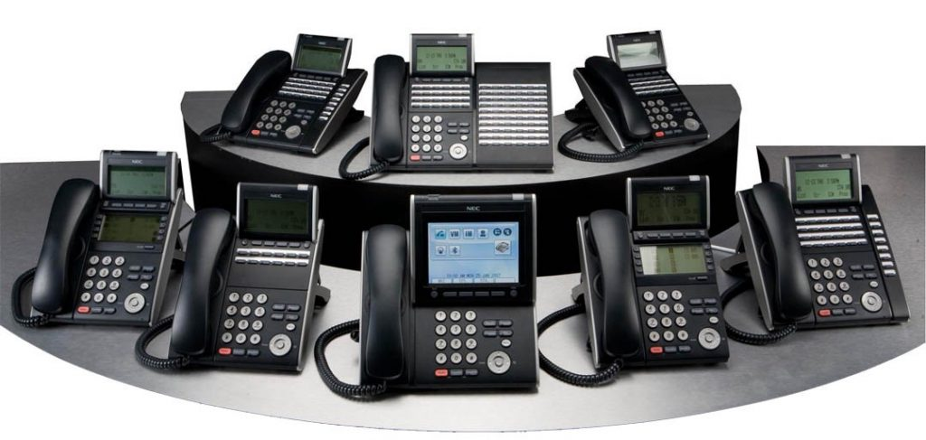PABX-telephone-system