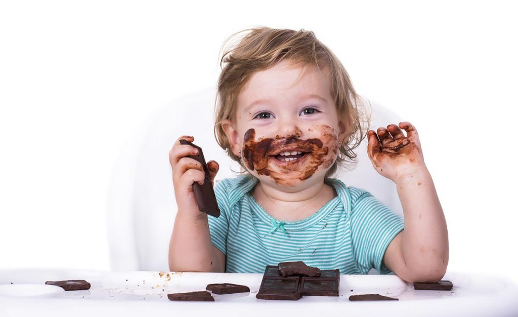 Chocolate and Happiness