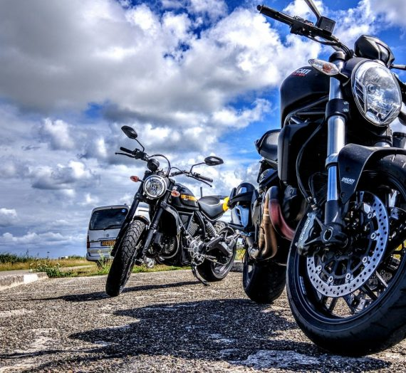 Motorcycle Riders Flock To Wisconsin's Fall Foliage
