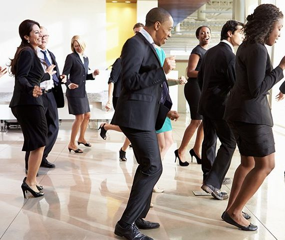 Corporate Team Building Events to Improve Output And Efficiency