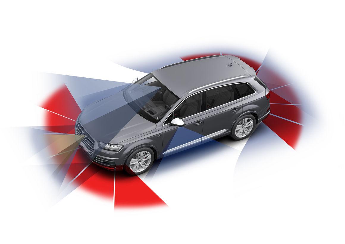 Reversing Sensors Easily Prevent Accidents