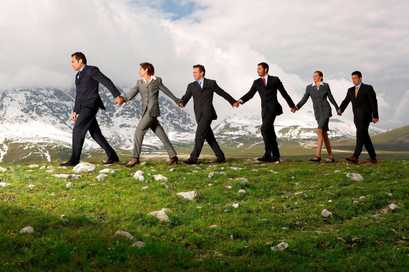 Team Building Your Way to Corporate Success