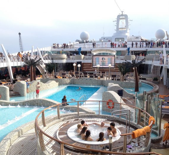First Time On An All-Inclusive Cruise